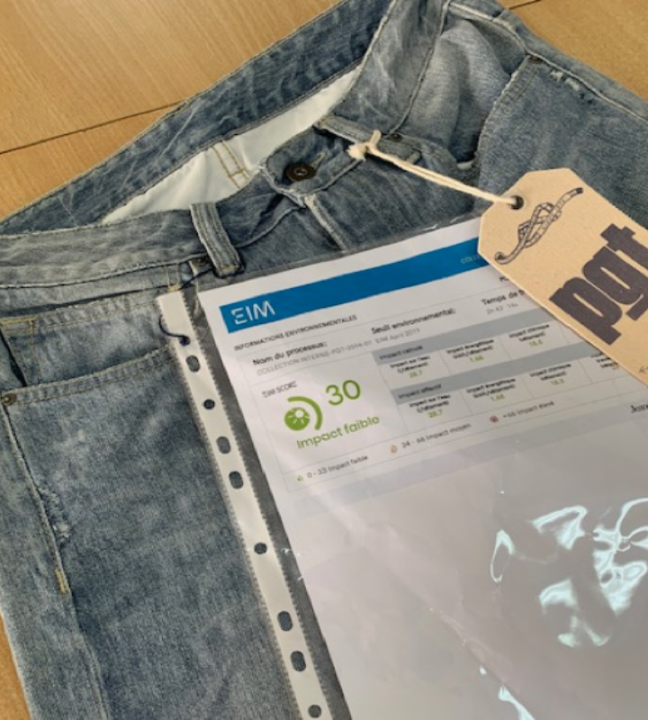 Sustainable jeans: Ansi | PGT leads the way